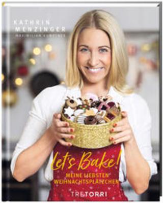 Buchcover LET´S BAKE! Kathrin Menzinger