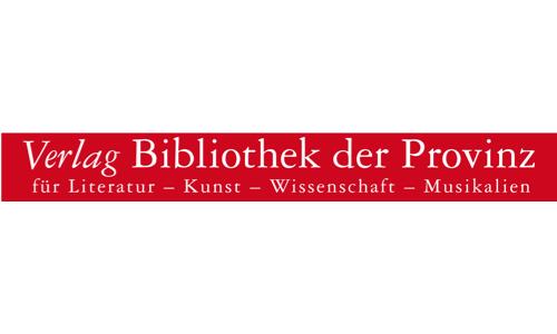 bibliothek der provinz verlag