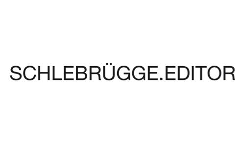 schlebruegge editor verlag